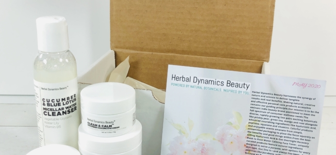 Pearlesque Box May 2020 Subscription Box Review + Coupon