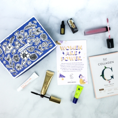 May 2020 Birchbox Subscription Box Review + Coupon – Curated Box