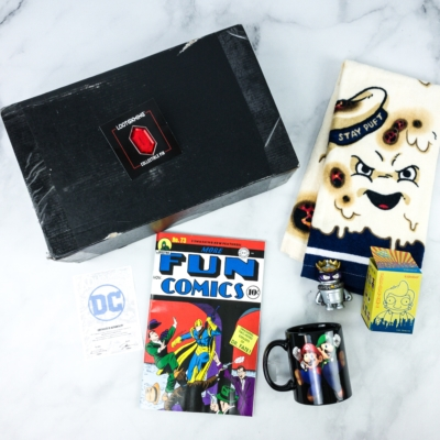 Loot Remix April 2020 Subscription Box Review