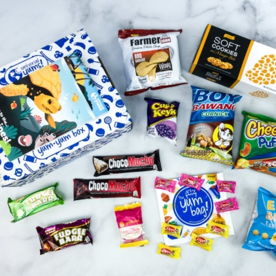 Universal Yums Subscription Box Review + Coupon – PHILIPPINES