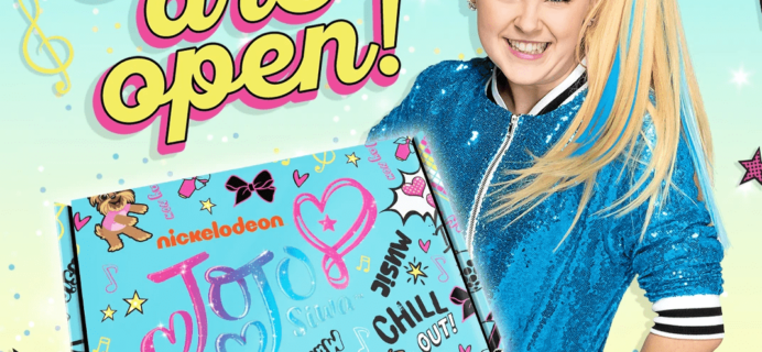 The Jojo Siwa Summer 2020 Box Available to Order Now + Coupon!