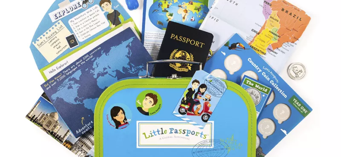 Little Passports Summer Camp Boxes Available Now + Coupon!