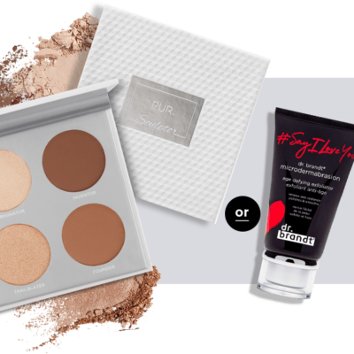 BOXYCHARM Coupon: FREE PUR Sculptor Palette OR Dr. Brandt Exfoliator with May 2020 Box!