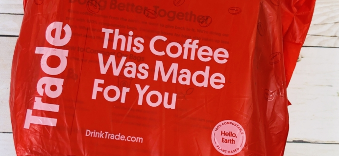 Trade Coffee Cold Brew Subscription Review + Coupon