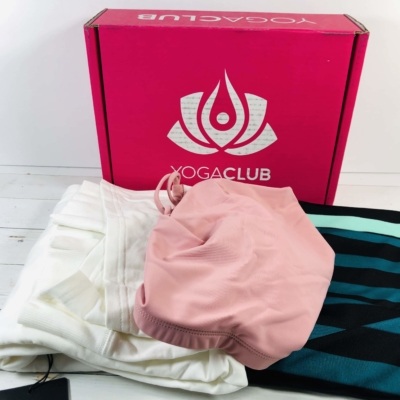 YogaClub Plus Size Subscription Box Review + Coupon – May 2020