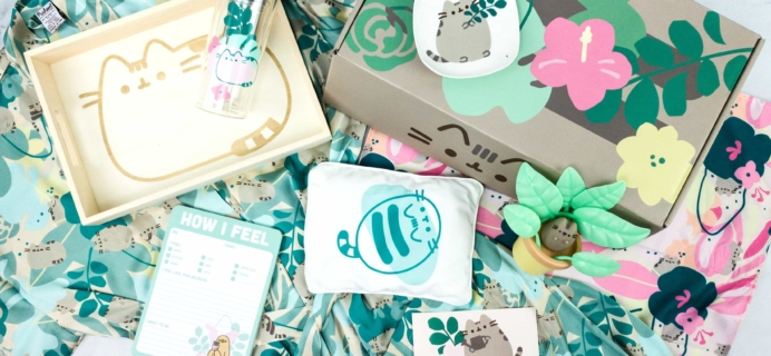 Pusheen Box Review – Spring 2020