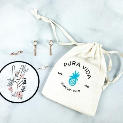 Pura Vida Jewelry Club May 2020 Subscription Box Review + Coupon!