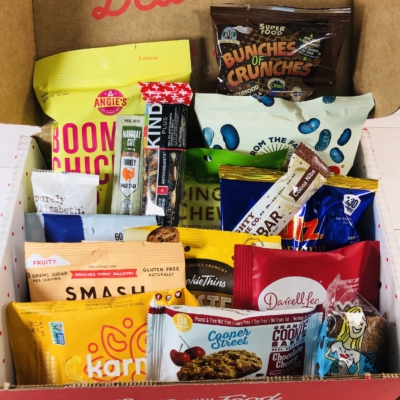 Love With Food May 2020 Deluxe Box Review + Coupon!