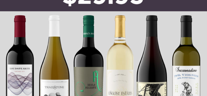 Firstleaf Wine Club Coupon: Get American Wine Bundle For Just $29.95 + FREE Shipping!