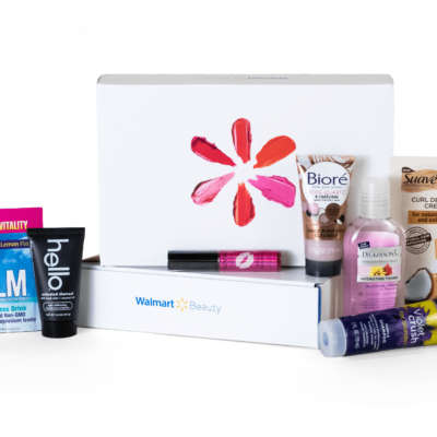Walmart Beauty Box Spring 2019-2020 Box Spoilers – Available Now!