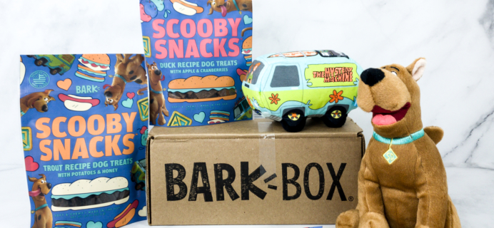 Barkbox May 2020 Subscription Box Review + Coupon