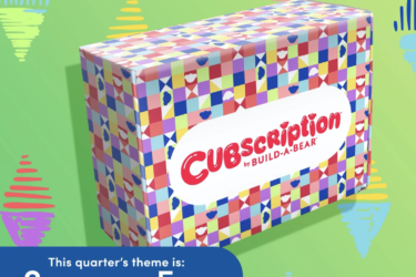 Cubscription by Build-A-Bear Summer 2020 Theme Spoiler – Sales Open!