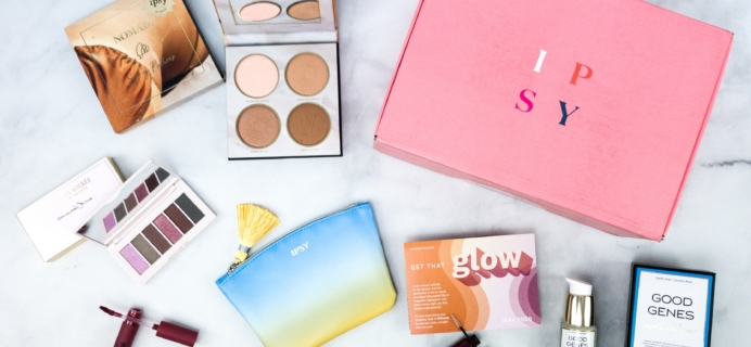 Ipsy Glambag Plus May 2020 Review
