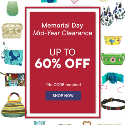 GlobeIn Memorial Day Sale: Get Up To 60% Off On Clearance!
