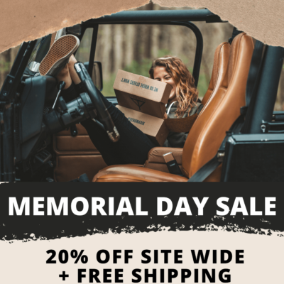 Nomadik Memorial Day Sale: Get 20% Off + FREE Shipping!