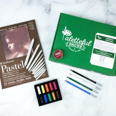 Paletteful Packs Review + Coupon – REMBRANDT SOFT PASTELS