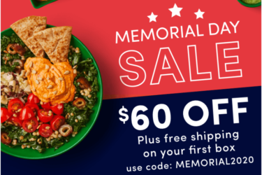 Green Chef Memorial Day Sale: Save Up To $60 + FREE Shipping!