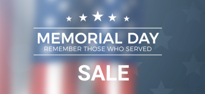 Gentleman's Box Memorial Day Coupon: 50% Off First Box!