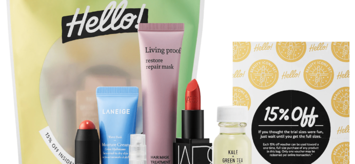 Sephora Favorites Hello! Beauty Icons Set Available Now + Coupon!