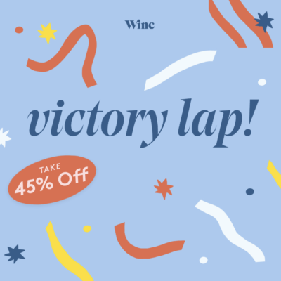 Winc Memorial Day Sale EXTENDED: 45% Off First Box!