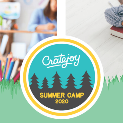 Cratejoy Summer Camp 2020: Free Classes + Camp in a Box!