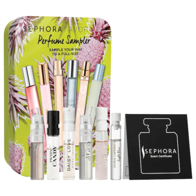 Mini Perfume Sampler Set: New Sephora Kit Available Now + Coupons!