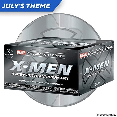 Marvel Collector Corps July 2020 Theme Spoilers!