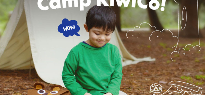 Camp KiwiCo Summer Camp 2020: Free Classes + Camp in a Box!
