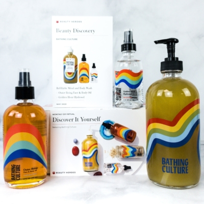 Beauty Heroes May 2020 Subscription Box Review