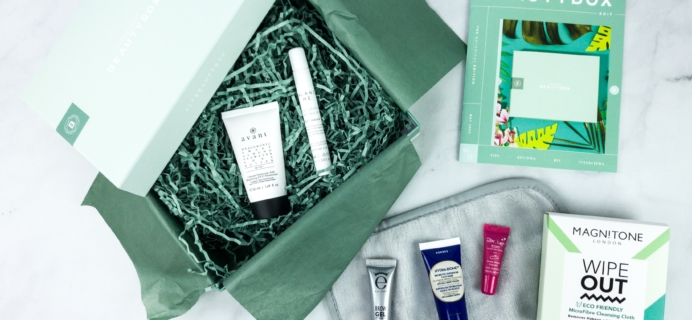 lookfantastic Beauty Box May 2020 Subscription Box Review