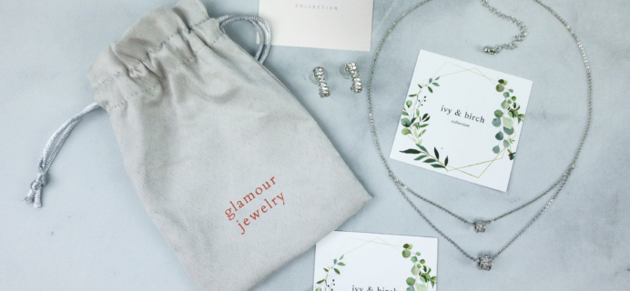 Glamour Jewelry Box May 2020 Subscription Box Review + Coupon