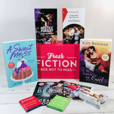 Fresh Fiction Box May 2020 Subscription Box Review + Coupon