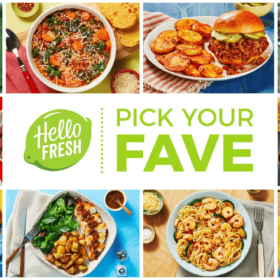 Hello Fresh Coupon: Save Up To $60!