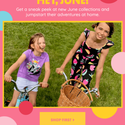 FabKids June 2020 Collection + Coupon!