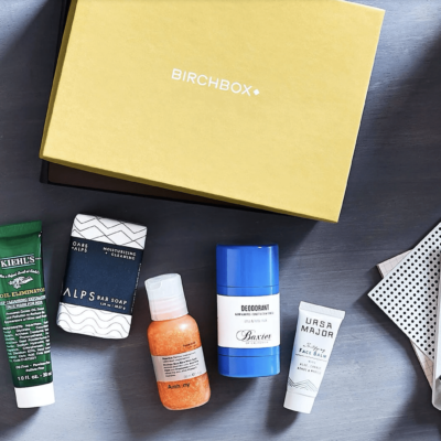 Birchbox Grooming Coupon: Save 10% on 6-Month Subscriptions!