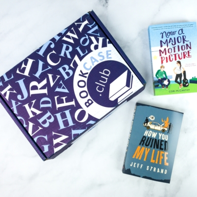 BookCase.Club June 2020 Subscription Box Review & Coupon – TEENAGE DREAMS