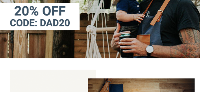 Gentleman's Box Father's Day Coupon: 20% Off Classic & Premium Subscriptions!