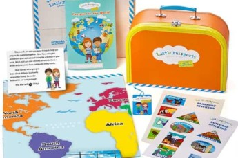 Little Passports Early Explorers Edition