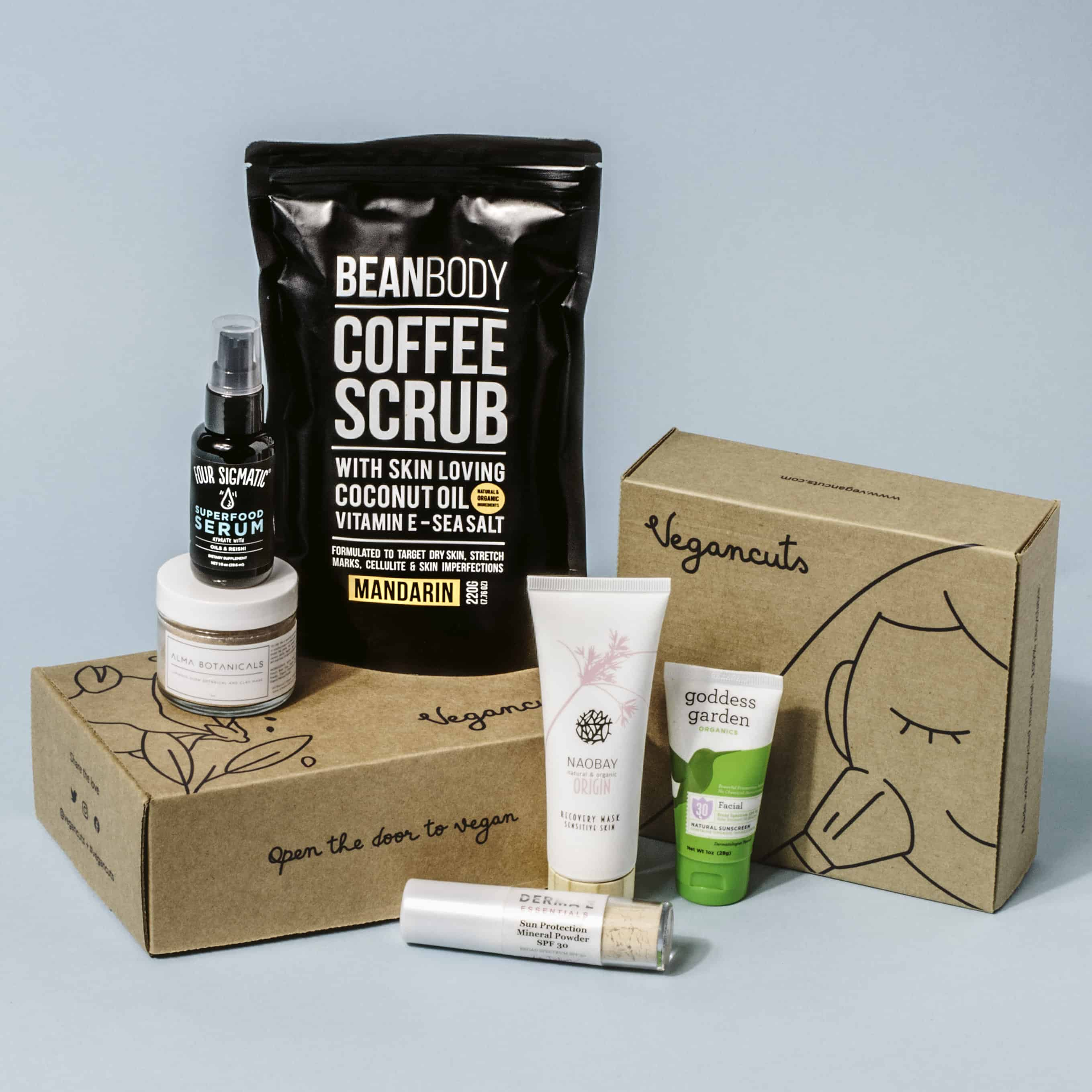 Vegancuts Beauty Box