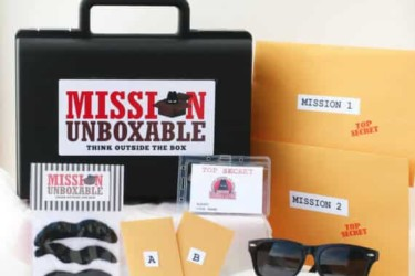 Mission Unboxable