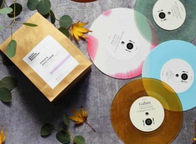 turntable kitchen curated coffee vinyl pairing - Turntable Kitchen