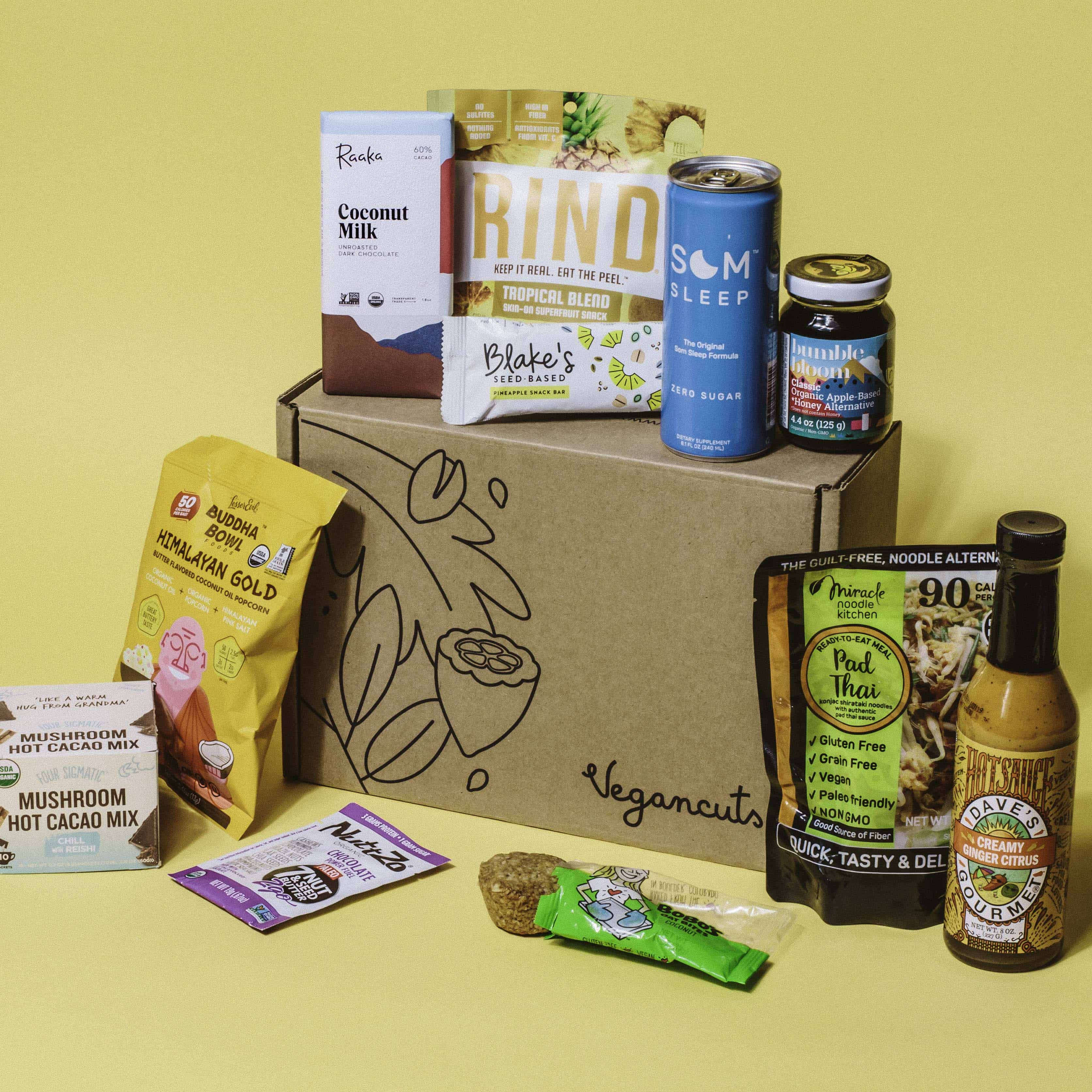 Vegancuts Snack Box