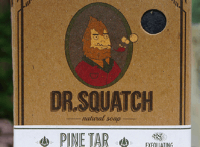Dr. Squatch Soapscription