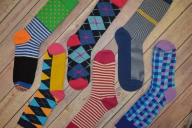 The Gentleman's Box Sock of the Month
