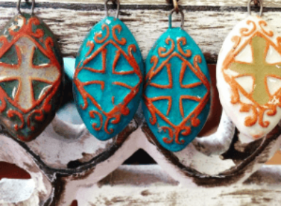 Fair Trade Friday Earring of the Month