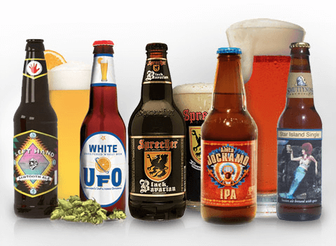 Great Clubs Beer of the Month Club