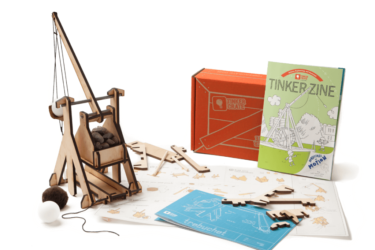 Tinker Crate by KiwiCo