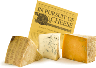 Gourmet Cheese of the Month Club