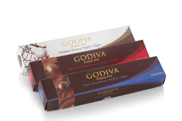 Godiva Chocolate of the Month