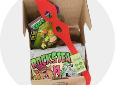 TMNT Fan Subscription Box